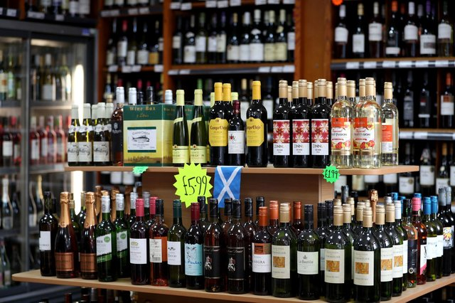 """New research showing that sales of alcohol in Scotland fell by almost 8% after the introduction of minimum pricing has been hailed as """"powerful, real-world evidence"""" of the success of the policy."""