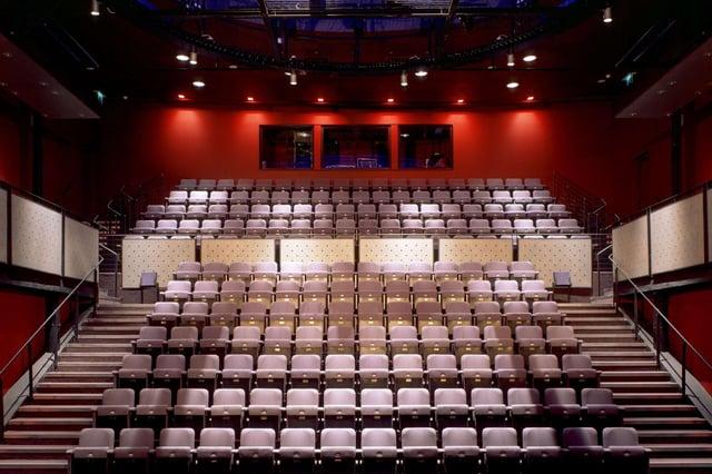 The Tron Theatre in Glasgow. Picture: John Johnston
