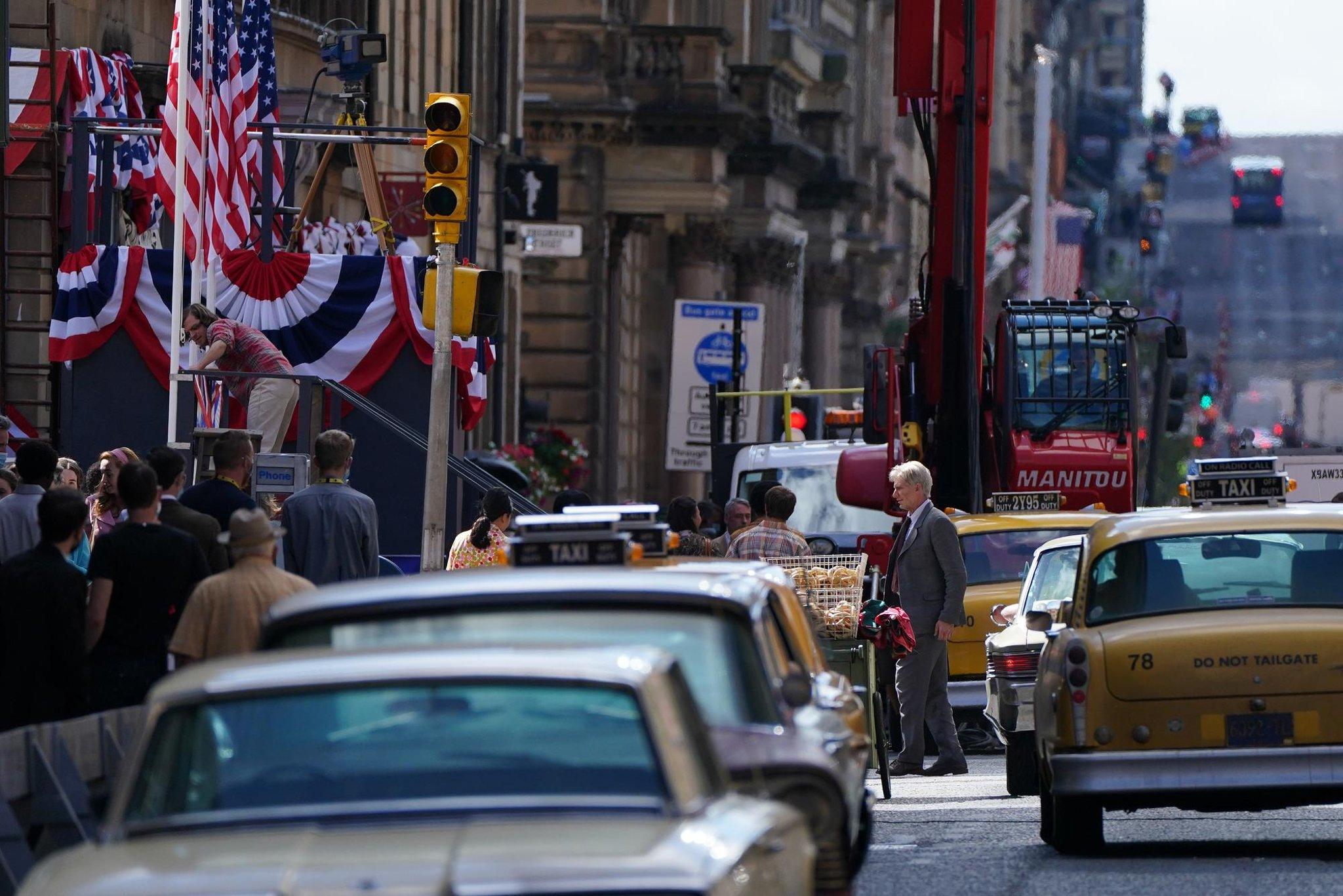 Film Glasgow: Warner Bros diberi insentif £150.000 untuk syuting film fitur utama di kota