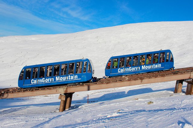 The funicular railway at Cairngorm will not be ready in time for the 2021/22 ski season