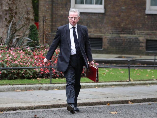Michael Gove questioned how ready the Scottish Government were for the end of the transition period