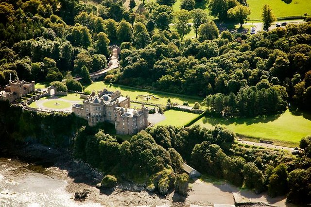Culzean Castle is one of the iconic National Trust for Scotland properties that will reopen its gardens and grounds on July 6