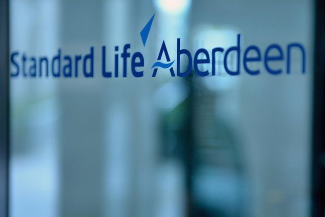 Standard Life Aberdeen was releasing a trading update to coincide with its virtual annual shareholder meeting. Picture: Graham Flack