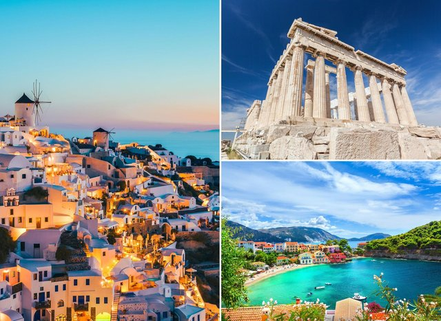 Can I travel to Greece? What list Greece is on, Covid travel restrictions and latest news for travelling from UK (Image credit: Getty Images)