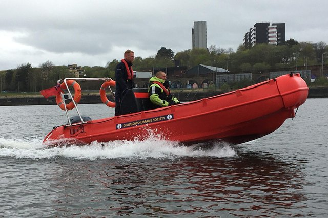 Lede will operate between Glasgow city centre and the Renfrew-Yoker ferry. Picture: Glasgow Humane Society