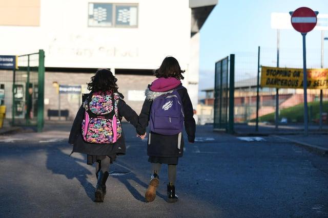 Supply teachers in Scotland are costing the public purse around £1m per week. Pic: John Devlin.