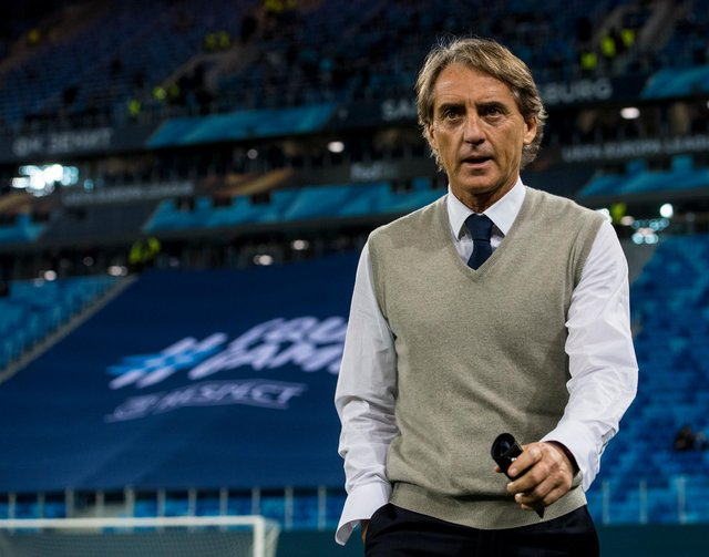Could Roberto Mancini lead Italy to Euro 2020 glory? Photo credit SNS Group Craig Williamson.