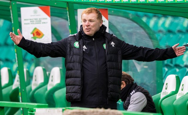 """Celtic manager Neil Lennon says he is not """"looking for favours"""" amid derby backlash from club's support despite scooping all domestic silverware in his 20-month second spell (Photo by Craig Williamson / SNS Group)"""
