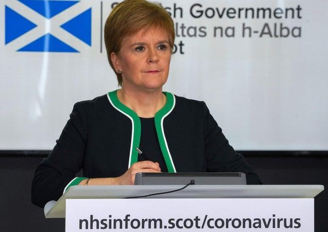 Nicola Sturgeon coronavirus briefing: Why there is no ...