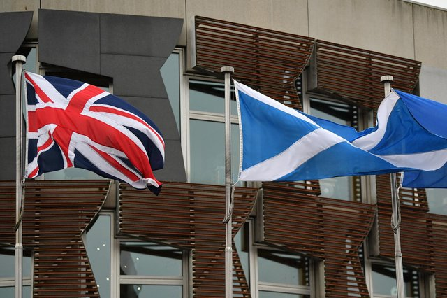 The Bank of Scotland barometer looked at Scotland while a wider survey by parent group Lloyds examined the UK as a whole. Picture: Jeff J Mitchell/Getty Images