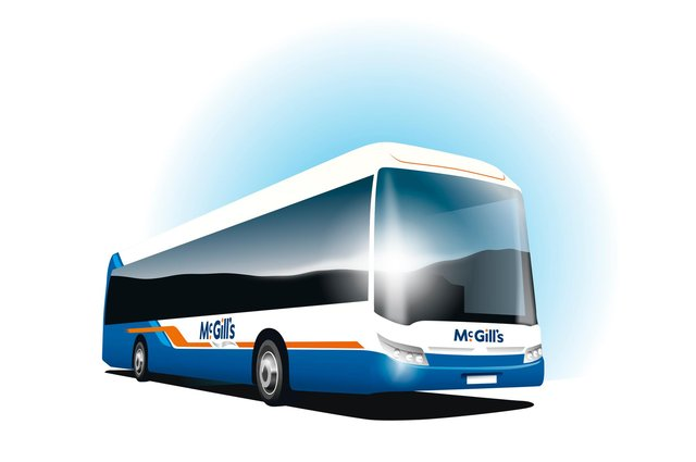 In this latest order, 33 new buses have been ordered by McGill's from manufacturer Pelican Yutong.