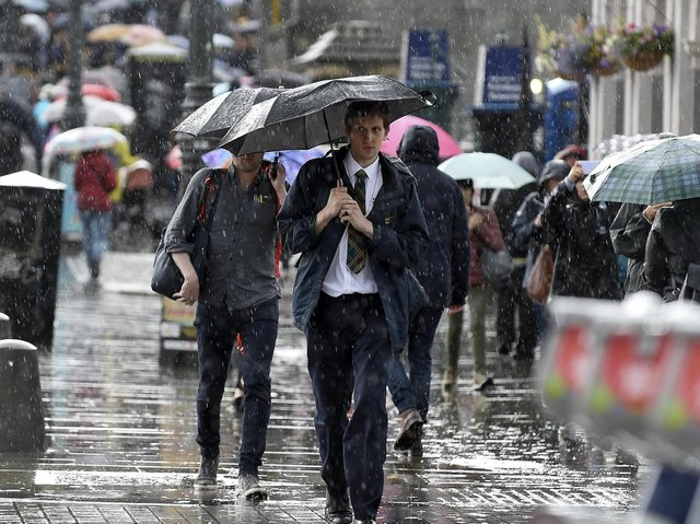 Scotland weather forecast: Rain clouds on way as lockdown restrictions to  be relaxed | The Scotsman
