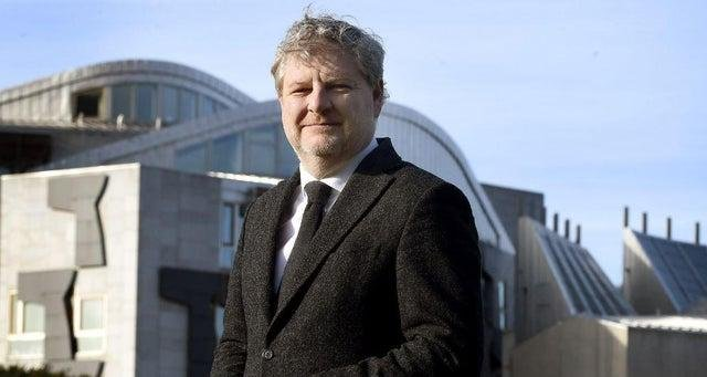 Angus Robertson has been criticised over the comments