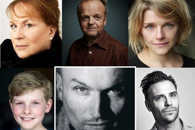 Pam Ferrris, Toby Jones, Matti Houghton, Joseph Millson and Jackson Laing will appearing in Mark Ravenhill's audio play Angela.