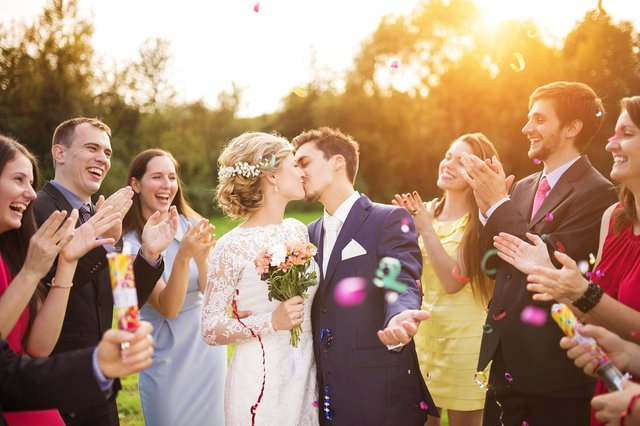 The Scottish wedding sector was found in a survey to be losing £6.5 million a day. Picture: Getty Images/iStockphoto.