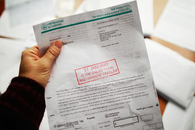 Extending the deadline to complete self-assessment tax returns would help small to medium-sized businesses cope with the disruption caused by Covid (Picture: Matthew Lloyd/Getty Images)
