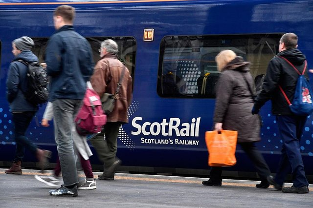 ScotRail trains are currently operated by Abellio (Pictture: Jeff J Mitchell/Getty)