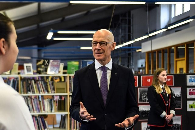 The Cabinet Secretary for Education and Skills, John Swinney, is set to appear on a special episode of BBC Scotland's Debate Night on Wednesday evening.