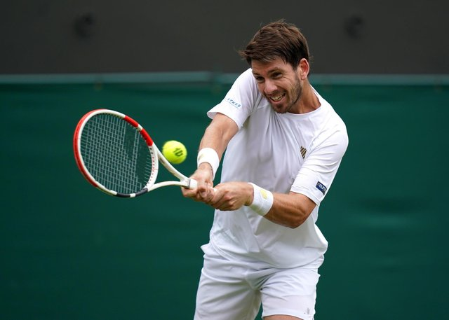 Cameron Norrie was on punchy form to put out Lucas Pouille
