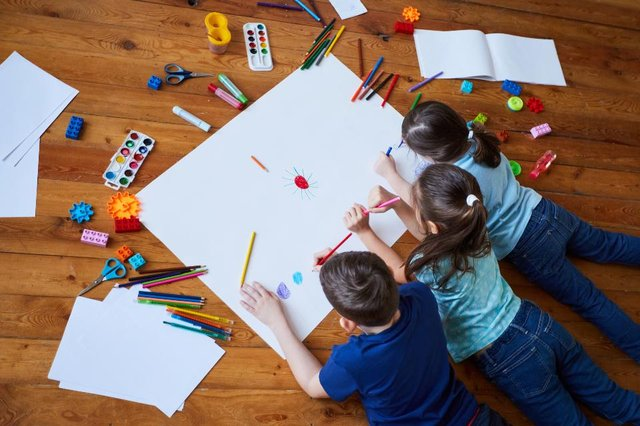 From Bugs Bunny to Bart Simpson, drawing a character people instantly recognise is sure to make your child feel like an accomplished artist