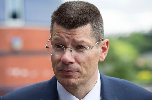 SPFL chief executive Neil Doncaster will resume talks with the Scottish Government.