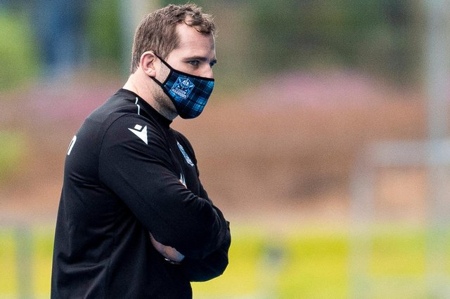 Fraser Brown is back in the Glasgow Warriors team after recovering from a neck injury. Picture: Ross MacDonald/SNS
