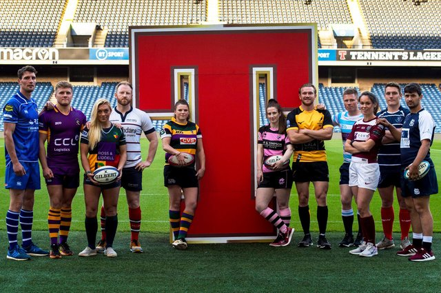 The 2019-20 club rugby campaign was declared null and void and the 2020-21 never started. Picture: Alan Harvey/SNS