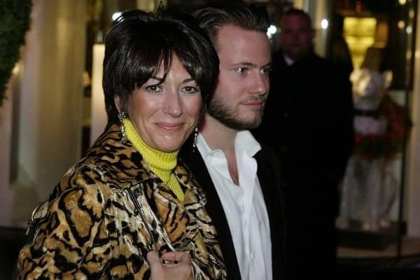 British heiress Ghislaine Maxwell, the ex-girlfriend of paedophile financier Jeffrey Epstein