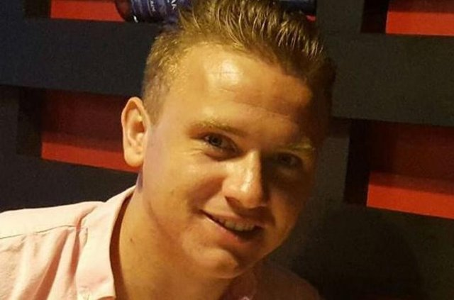 Missing airman Corrie McKeague is believed to have died after he climbed into an industrial waste bin while drunk on a night out and it was then emptied into a lorry, an inquest has heard. (Photo: Suffolk Constabulary)