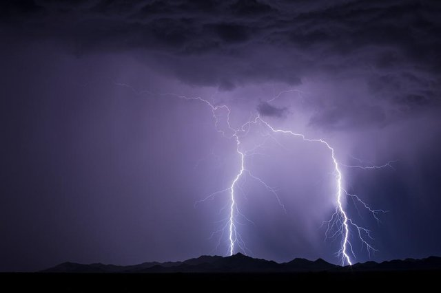 Thunder and lightning only happens under a specific set of circumstances (Photo: Shutterstock)