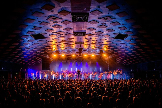 The Barrowland Ballroom will be among the venues used for next year's 'digital first' Celtic Connections. Picture: Gaelle Beri