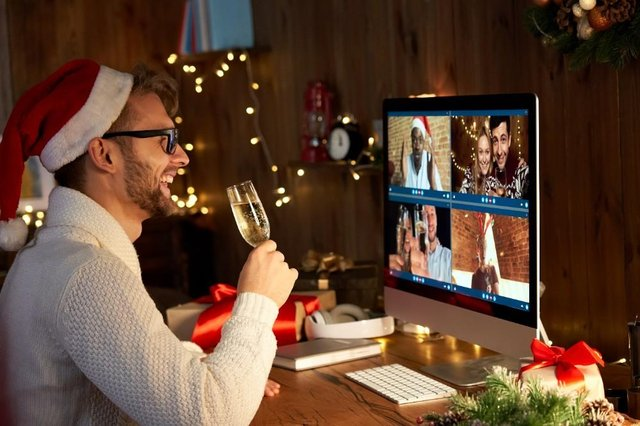 Virtual Christmas Party Ideas And Games For Hosting An Online Office Party Or Xmas Bash With Friends And Family The Scotsman