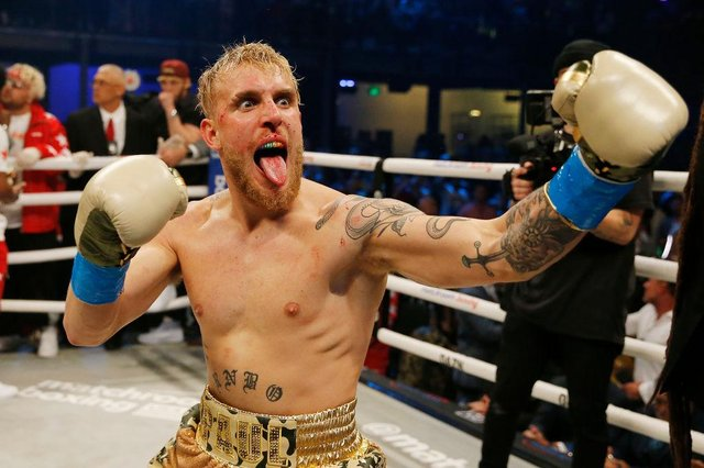 Jake Paul has yet to face a professional fighter (Getty Images)