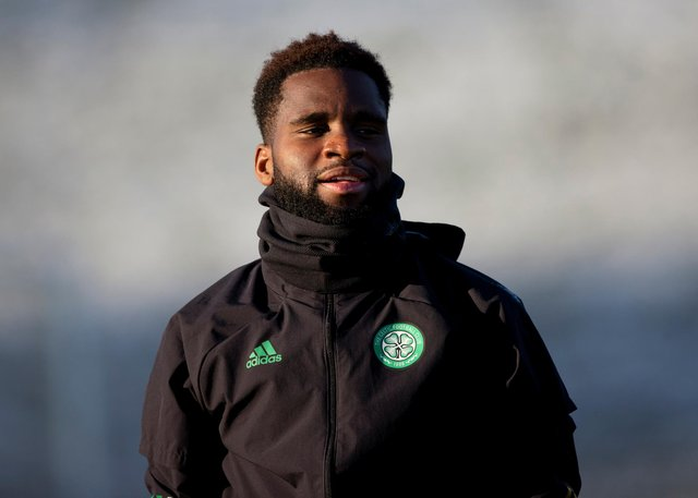 It feels as if  Odsonne Edouard has done his time at Celtic. (Photo by Craig Williamson / SNS Group)