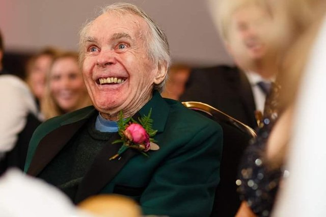 Frank McGurk touched the lives of generations of patients and staff