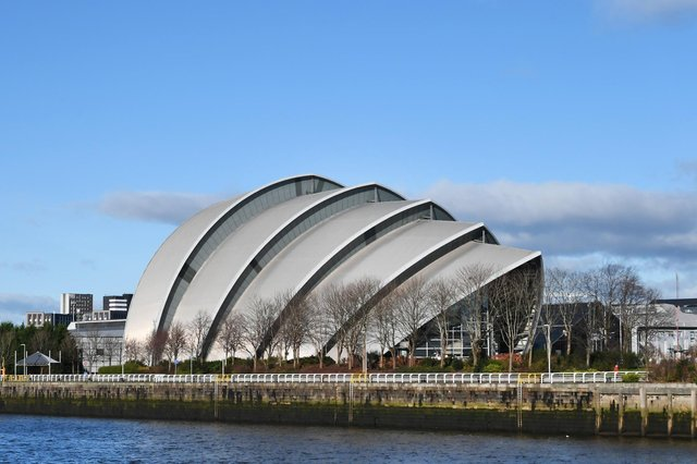 The United Nations' Cop26 summit in Glasgow is too important to be disrupted by strike action (Picture: John Devlin)