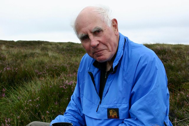 Andrew Armstrong was a lifelong lover of the Great Outdoors