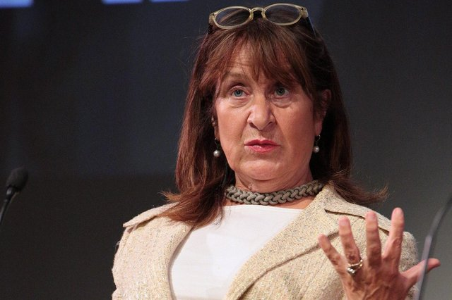 Baroness Helena Kennedy QC is heading the government's misogyny working group.