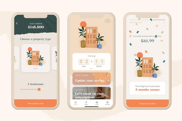 The savings account, financial coach and app has been designed to help aspiring home-owners better understand their finances and the home-buying process.