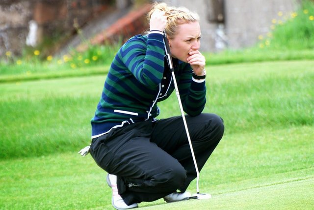 Megan Briggs, winner of the Scottish Women's Amateur Championship in 2009, will take over as Kilmacolm's club captain next year: Picture: Kilmacolm Golf Club