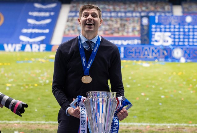 Steven Gerrard will be eyeing key signings to strengthen his squad. Picture: SNS