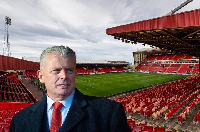 Aberdeen chairman Dave Cormack has urged the authorities to fashion a plan for bringing fans back to games as he made a stark financial warning