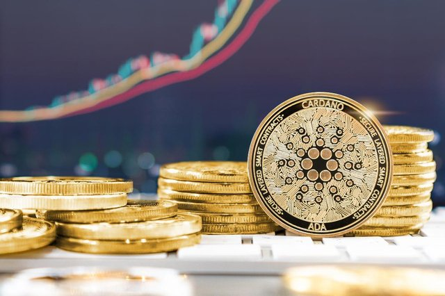 """Cardano claims to be """"the most environmentally sustainable"""" cryptocurrency on the market. (Pic: Shutterstock)"""