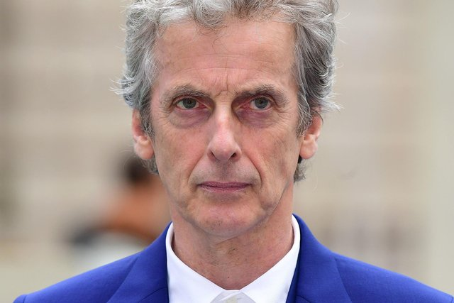 """Peter Capaldi who has said claims made by Dominic Cummings about the Government go """"beyond"""" anything seen in The Thick Of It""""."""