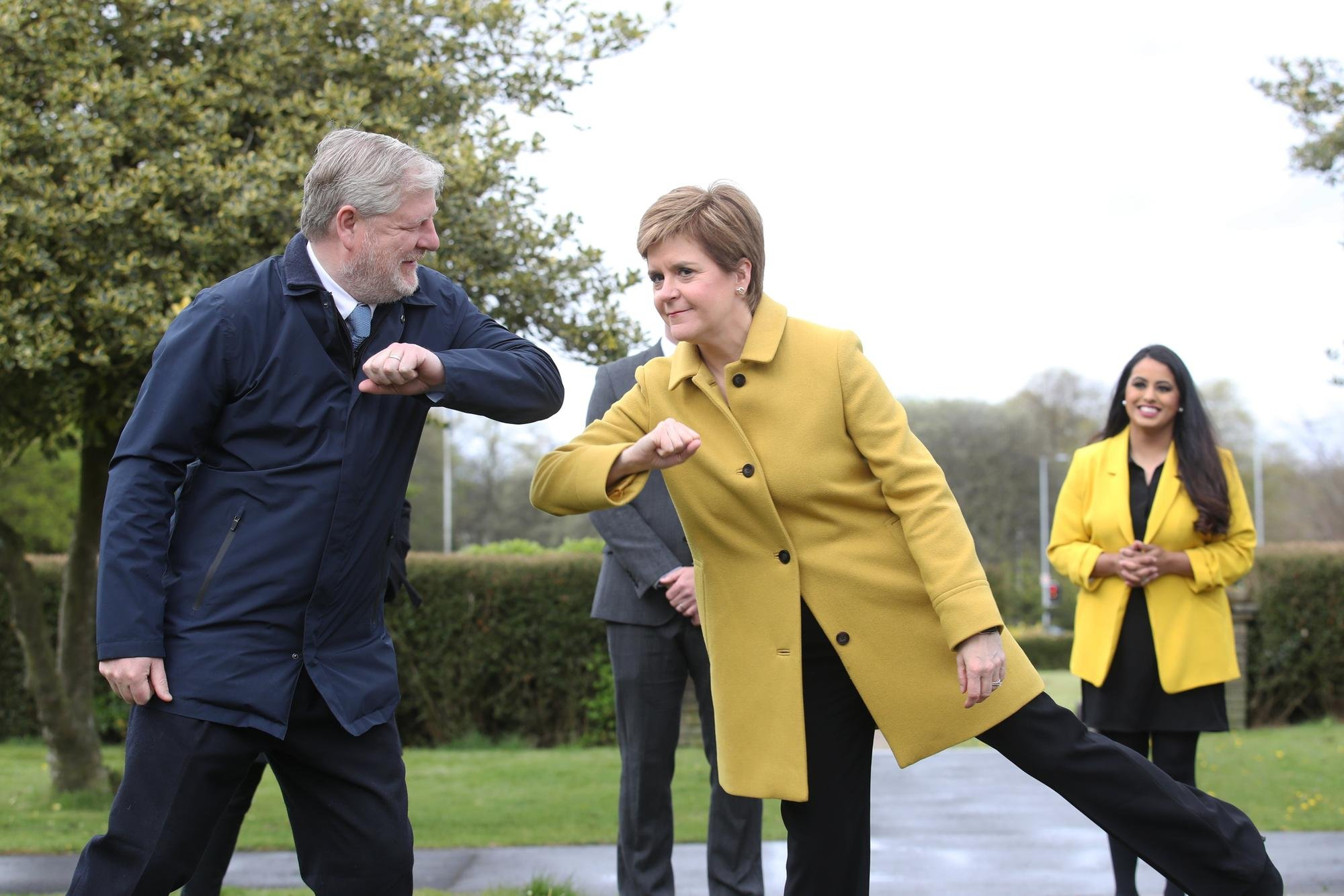 Scottish election 2021: Parties opposed to independence referendum need to respect voters' wishes – Angus Robertson