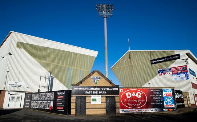 Die DAFC Fußball GmbH hat eine Mehrheitsbeteiligung an Dunfermline erworben.