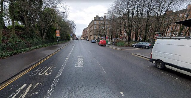 A person aged 31 has been found dead on Pollokshaws Road in Glasgow (Photo: Google Maps).