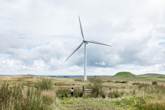 Scots windfarms are being penalised by staggering energy grid charges
