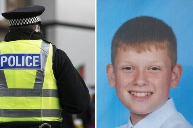 Joshua Williams was lastseen at around 2pm on Friday, March, 12 in the Glenburn area of Paisley.