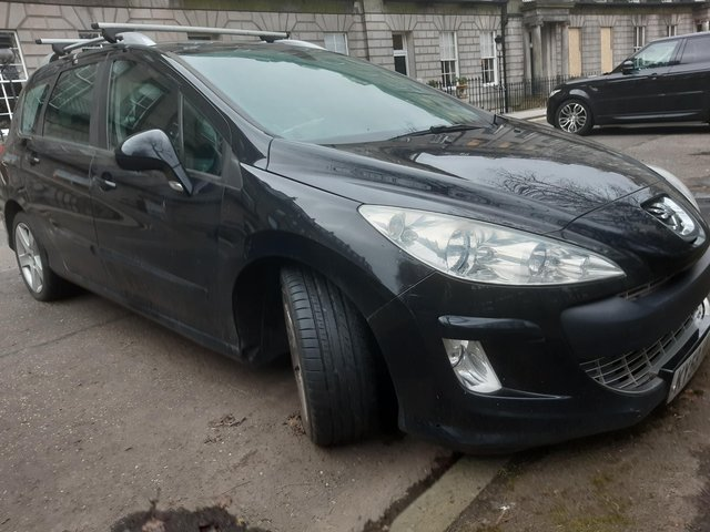 Iain Pope is finally getting rid of his 'Dad Car' Peugeot 308